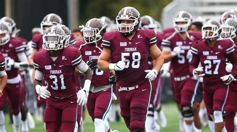 Mba 2017 Football Schedule by Fordham Football Announces 2017 Recruiting Class