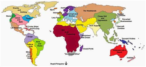 map world according to the 5 most infuriating stereotype maps of the world free