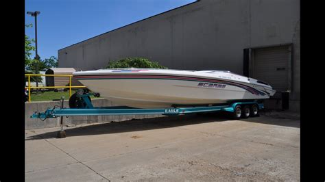 scarab boats kijiji 1994 wellcraft 38 scarab thunder sold youtube