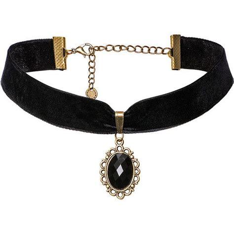 Velvet Choker Black 1000 ideas about collar choker on vintage