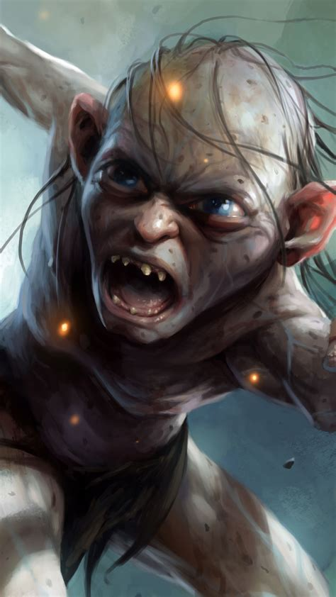 iphone 6 the hobbit gollum the hobbit iphone 6 6 plus and iphone 5 4 wallpapers