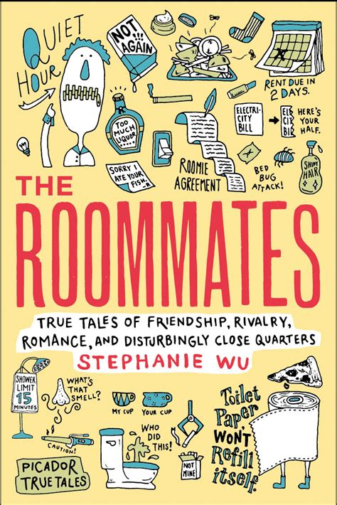 room mates a book that puts all your roommate stories into perspective