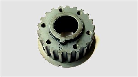 Tensionet Gear Spocket Mazda 2 1989 mazda b2200 crankshaft gear engine timing crankshaft sprocket timing gear set fe1h11321