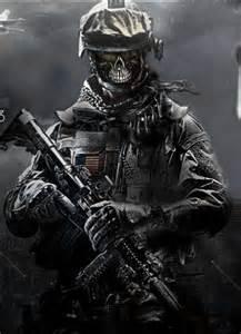 skull soldier by garrett190 on deviantart