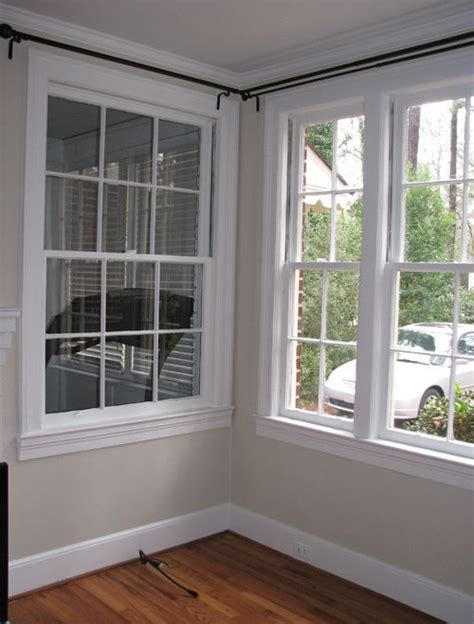 corner windows 17 best images about corner curtain rod on pinterest