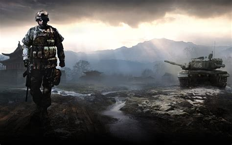 Download Battlefield Play4Free Gaming Wallpaper HD High