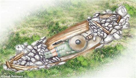 are sea born boats good was the mysterious powerful viking warrior buried in a