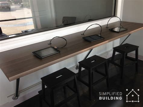 Build A Wall Desk by Wall Mounted Desks Great For Small Spaces Projects