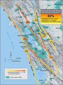 Usgs San Francisco Earthquake Map by Putting Down Roots In Earthquake Country Your Handbook For