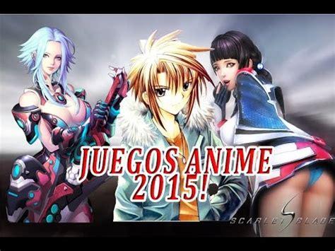 imagenes juegos anime top 5 los mejores juegos online anime gratis en espa 209 ol