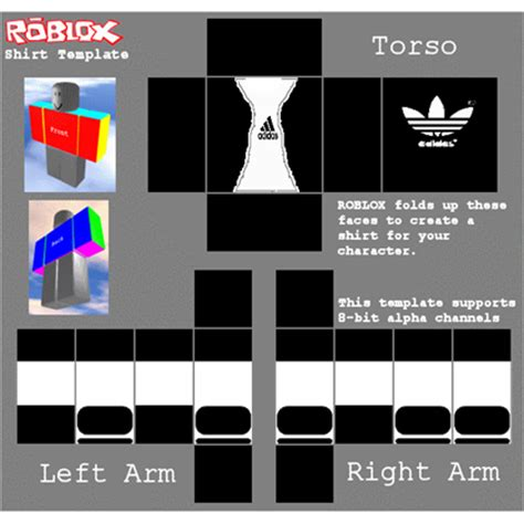 roblox tshirt template adidas t shirt roblox roblox