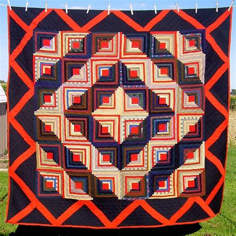 Cabin Raising Quilt by 17 Best Images About Quilts Log Cabin On