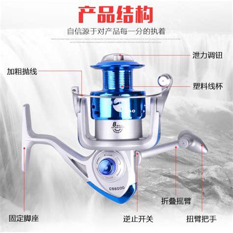 Termurah Reel Pancing Cs5000 8 Bearing 1 reel pancing cs5000 8 bearing blue
