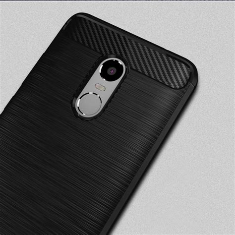 Slimfit Xiaomi Redmi Note 4x Carbon Soft Series carbon cover tpu for xiaomi redmi note 4x redmi note 4 snapdragon global