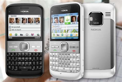 new themes by nokia e5 latest trends in mobile phones nokia e5 price features