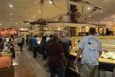 buffet picture of captain george s seafood williamsburg