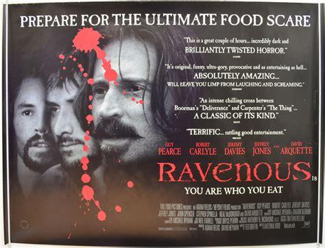 Ravenous 1999 Full Movie Ravenous 1999 Original Cinema Quad Movie Poster Guy Pearce Robert Carlyle Ebay
