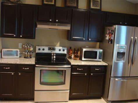 gf java gel stain and ornamental granite kitchen ideas