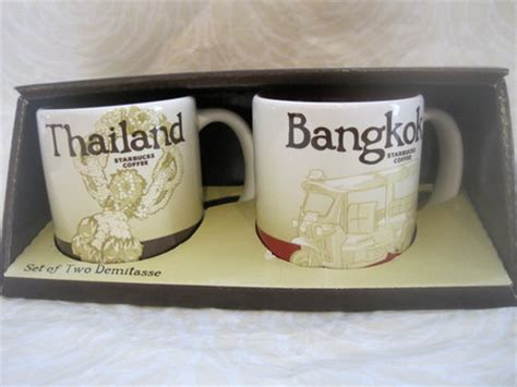 Starbucks Tumbler Bangkok City Thailand New Edition starbucks city mug bangkok global icon demitasse from bangkok thailand fredorange