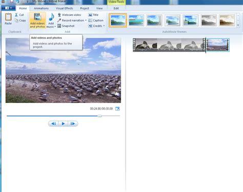 windows movie maker subtitles tutorial how to add subtitles to video windows movie maker image