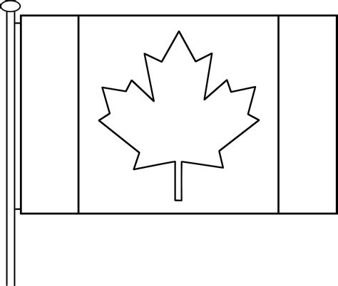 blank flag coloring page old american colony flag