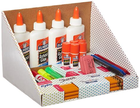 Paper Kits And Supplies - school supply kit elmer s sharpie expo paper mate and