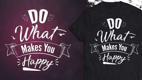 typography tshirt design simple typography tshirt design illustrator photoshop