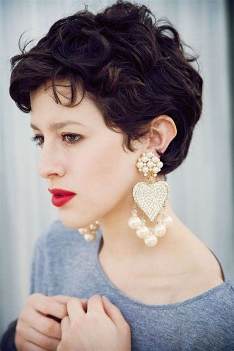hair cuts and earring tips 25 stunning tips to wear earrings with brief hair beauty