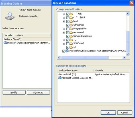 What Is Windows Search Email Indexer Windows Search 4 0 To Instantly Find Documents E Mail Attachments And More Globinch