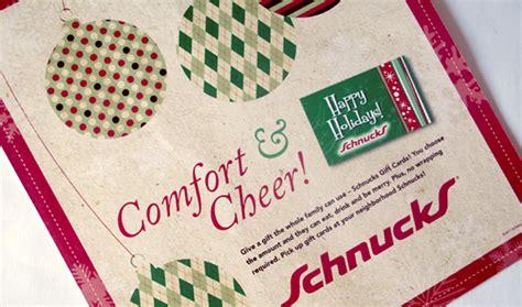 Schnucks Gift Card - schnucks holiday gift card ad on the aiga member gallery