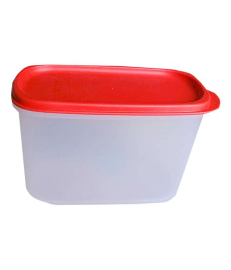 Tupperware Shelf Saver Terbaru tupperware smart saver air tight storage container 1 1