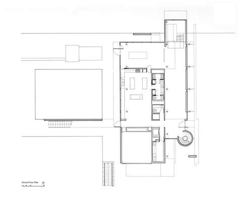 richard meier house plans gallery of ad classics rachofsky house richard meier partners 16
