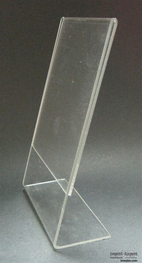 plastic stand clear acrylic riser stand set of three 3