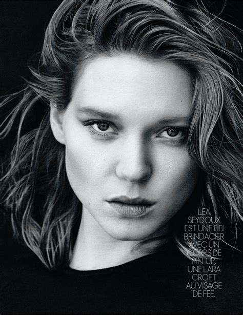 lea seydoux worth lea seydoux net worth 2015 lea seydoux for elle france