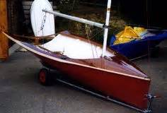 scow moth for sale late 1970s plywood moth dinghy with wings aussie scow for