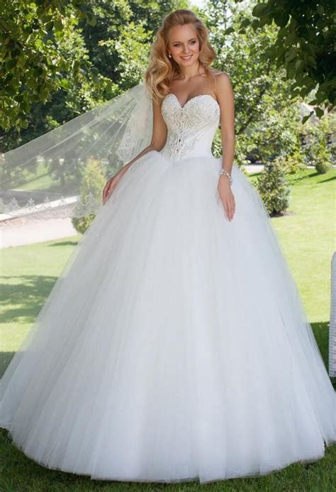 Handmade Wedding Dresses - selling 2015 new oksana mukha sweetheart