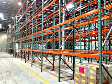 Industrial Rack Systems by Industrial Shelving Ro Inc