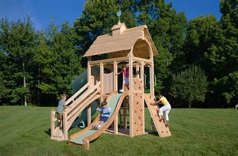 small outdoor playset search yard ideas