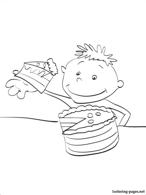 small birthday cake coloring page small birthday cake coloring page image inspiration of