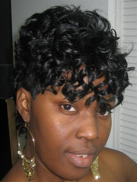 black curly hairstyles quick weaves short 27 photos of 27 piece quick weave hairstyles 1204 milky way