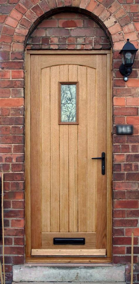 Oak Exterior Doors Oak Doors Oak Front Door Sets