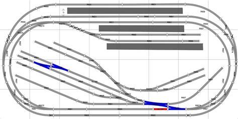 peco layout design software n scale model train plans