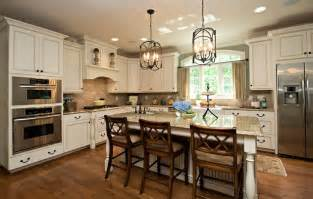 Traditional Kitchens Designs The Enduring Style Of The Traditional Kitchen