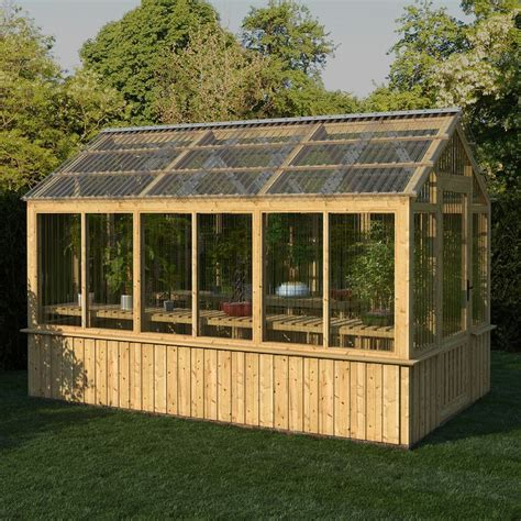 greenhouse design shop tuftex polycarb 2 17 ft x 8 ft corrugated