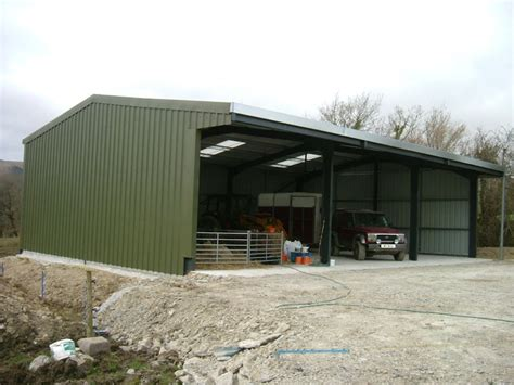 Agricultural Shed Kits by Agricultural Equestrian Buildings