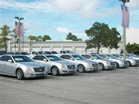 Port Car Dealers by Autonation Cadillac Port Richey Car Dealership In Port
