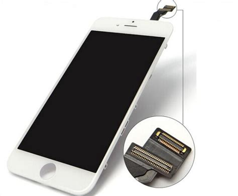 Lcd Digitizer Iphone 6 iphone 6 scherm lcd digitizer wit