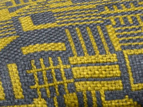 Graphic Upholstery Fabric by Upholstery Fabric With Graphic Pattern Sequence By Lelievre