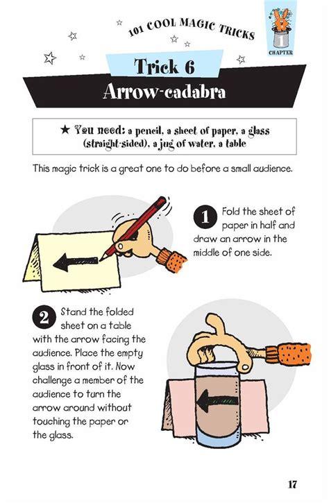 home tricks 101 cool magic tricks book coolbd