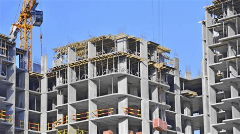 Apartment And Condo Building Momentum Bc Sees Record New Home Construction